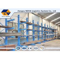 Wholesale 1000 - 3000 Kg Single Sided Cantilever Rack from china suppliers