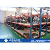 Wholesale Cold Storage Industrial Steel Shelving , Easy Assembling Heavy Duty Garage Shelving from china suppliers