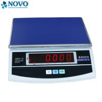 Wholesale Table Top Accurate Digital Scale Square Electronic Platform Low Battery Indicator from china suppliers