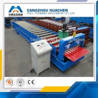 Best High Speed Roof Wall Siding Panel Roll Forming Machine Construction Material Color Steel wholesale
