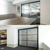 Buy cheap electronic opaque glass film EB GLASS from wholesalers