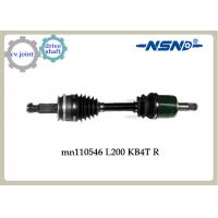 Buy cheap Automobile Front CV Axle Drive Shaft In MN110546 Mitsubishi L200 from wholesalers