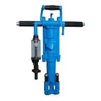 Wholesale Wet Drilling Jack Hammer Pneumatic Rock Drilling , Hand Held Rock Drill from china suppliers