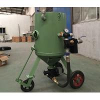 Wholesale Automatic Portable Sandblasting Machine / Small Sand Blasting Machine from china suppliers