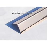 Wholesale Mirror Effect Rose Gold Stainless Steel Wall Corner Guards For Commercial Buildings from china suppliers