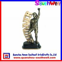 Wholesale Footabll Action Figurines,polyresin figurines from china suppliers