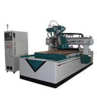 Wholesale Large Screen Display 4 Axis Wood Carving Machine , Smart Electric Wood Carving Machine from china suppliers