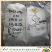China Sodium Nitrate Manufacturers Sodium Nitrate 99.3% 7631-99-4 on sale