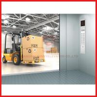 Wholesale Gear Freight High Speed Elevator Energy Saving With Vvvf / Large Space from china suppliers