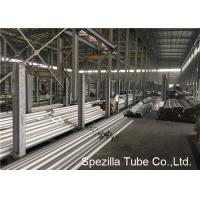 Quality Nickel Alloy 200 Seamless Copper Tube UNS N02200 With High Electrical Conductivity for sale