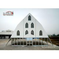 Best New Style White Church Tent,  Marquee Tents with Windows For Sale wholesale