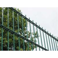 Wholesale Double Welded Wire Fence Panels , Easy Installation Powder Coated Wire Mesh Fencing from china suppliers