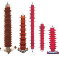 Wholesale High Voltage Lightning Arrester with Polymer Housing from china suppliers