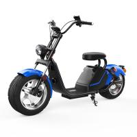 Wholesale 1500 / 3000W City Coco Electric Scooter , Electric Motorcycle For Adults Max Speed 45km/H from china suppliers