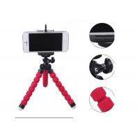 Wholesale Sponge Octopus Tripod Universal Lazy Phone Holder Portable Camera Tripod with Phone Clip from china suppliers