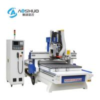Wholesale Vacuum Table 3d 1325 Cnc Wood Carving Router Machine With DSP Control System from china suppliers