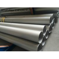 Best DIN 1.4541 or TP321 ASTM A312 Welded Stainless Steel Pipe and Tube with SRL , DRL wholesale