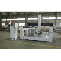 Wholesale Plywood / PE / Foam 5 Axis CNC Router Machine With Economic 5 Axis Head from china suppliers