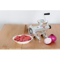 Wholesale Heavy Duty Hand Meat Mincer And Sausage Maker With Powerful Fixed Base from china suppliers