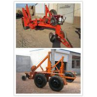 Wholesale Asia CABLE DRUM TRAILER, Quotation Cable Reel Trailer,Cable Carrier from china suppliers