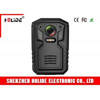 China GPS 4G Wifi Police Body Cameras 1296P Worn Recorder Real Time Positioning 3600mAh Battery on sale