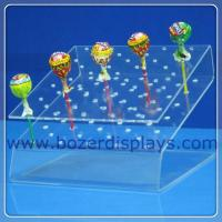 Wholesale Fashionable Acrylic Lollipop Display Stand from china suppliers
