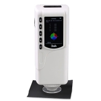 Buy cheap Cheap 8mm handheld colorimeter color test equipment NR145 3nh with powder test from wholesalers