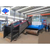 China high efficency trash skimmer trash hunter for collecting rubbish in river dam port etc for sale