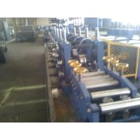 Wholesale High Precision Steel Pipe Making Machine With High Frequency Current from china suppliers