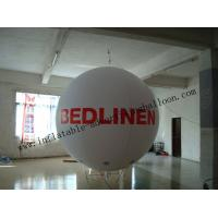 Buy cheap Waterproof Inflatable Advertising Helium Balloons With 540*1080dpi Digital from wholesalers