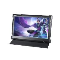 Buy cheap FreeSync Portable PS4 Slim Monitor , 2K 1440P Portable Game Console Screen from wholesalers
