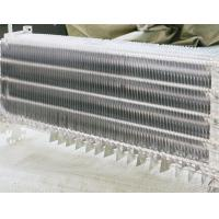 China Aluminum Tube Finned Evaporator Low Temperature For Domestic Refrigeration on sale