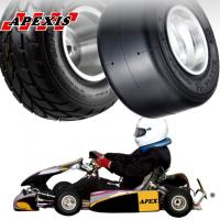 Wholesale APEXIS Training Go Kart Tire for 10x4.50-5, 11x7.10-5 Sporty Go Kart Tyre from china suppliers