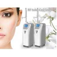 China fractional RF tube winkle removal face resurfacingco2facelaserfor sale on sale