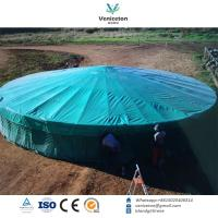 Large food grade TPU wire mesh storage water tank with cover for people drinking for sale