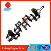 Wholesale forklift crankshaft made in China, nitriding Mitsubishi S4E crankshaft for sale 34420-02002 34420-01002 from china suppliers