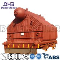 China 240 KW Gas Boiler Packages , Package Type Boiler Steam Generator Stable for sale
