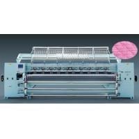 Wholesale Low Noise Chain Stitch Quilting Machine , Computerized Industrial Sewing Machine from china suppliers