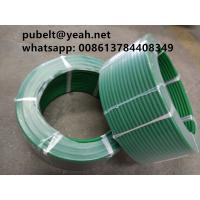 Wholesale 85A Green Color Polyurethane Round Belt With High Tensile Tear Strength from china suppliers