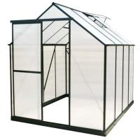 Wholesale clear/transparent pc corrugated plastic sheet for greenhouse from china suppliers