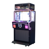 China Grabber Game Machine 2 Player Electronic Claw Machine For Sale on sale