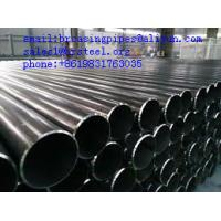 Wholesale ERW welded steel pipe,ERW steel pipe for civil building and constructionautomatic pipe welding machine from china suppliers