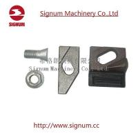 Wholesale ISO certificated Railway Fasteners Supplier Rail Casting Clamp from china suppliers