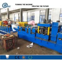 Wholesale Automatic C Z Shape Purlin Interchange Roll Forming Machine For Purlin from china suppliers