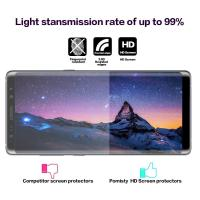 Buy cheap Dust Proof 3D Full Cover Tempered Glass Screen Protector Hd Optical Clarity from wholesalers