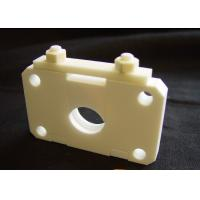 Wholesale Thermal Insulating Machinable Ceramic Block , Custom CNC Machined Ceramic Components from china suppliers