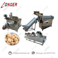 Wholesale Automatic Chickpeas Processing Line|Automatic Chickpeas Production Line| Hot Sale Chickpeas Making Machine from china suppliers