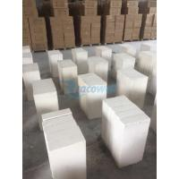 China RACOFIBER Refractory insulation Calcium silicate board 1050C for sale