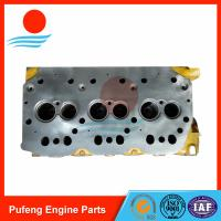 Wholesale cylinder head manufacturer in China, S6K cylinder head for Caterpillar excavator 320B 320C 34301-01050 5525N from china suppliers