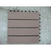 Wholesale Anti UV Artifical Turf Wood Plastic Composite Flooring for Garden and Park10 from china suppliers
